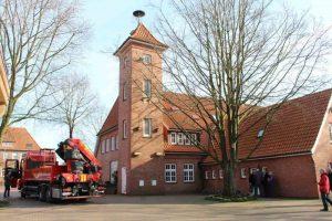 alter Schlauchturm in Neerstadt